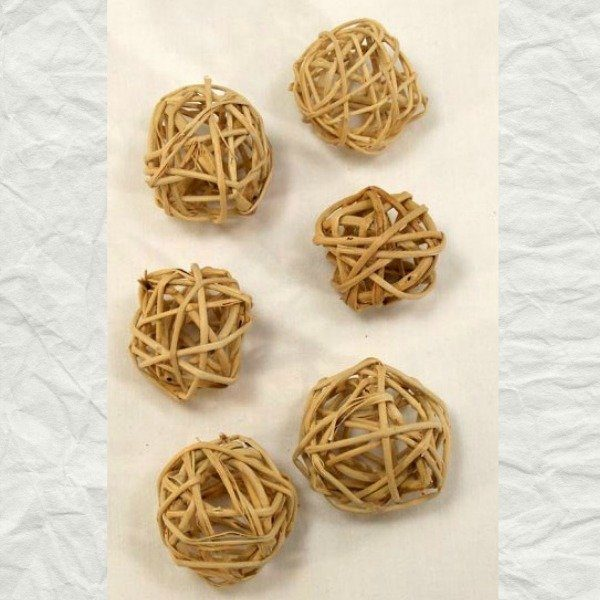 Vine balls 1 inch 2