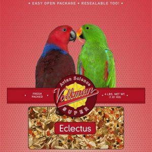 Volkman Avian Science No Vitamin Super Eclectus 4 lb
