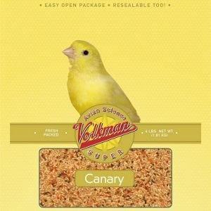 Volkman Avian Science Super Canary Food 4 Lb