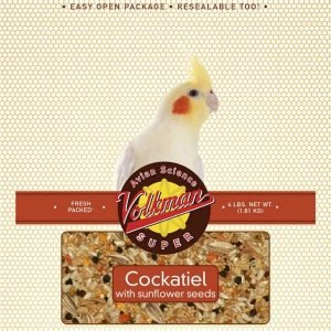 Volkman Avian Science Super Cockatiel Food 2 Lb