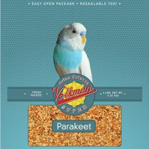Volkman Avian Science Super Parakeet Bird Seed 2 Lb