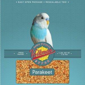 Volkman Avian Science Super Parakeet Bird Seed 4 Lb