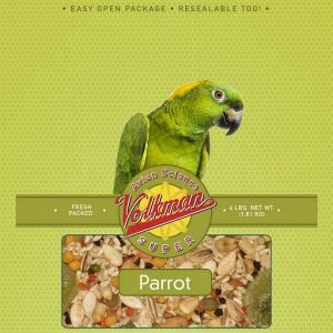 Volkman Avian Science Super Parrot Seed 20 Lb (9.07 Kg)