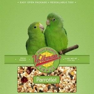 Volkman Avian Science Super Parrotlet Seed 20 Lb (9.07 Kg)