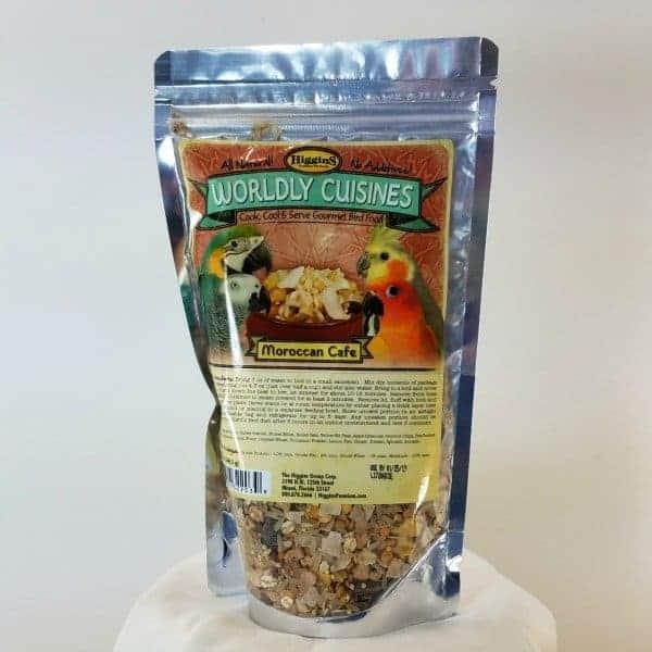 Higgins Worldly Cuisines Moroccan Cafe Cookable Food 13 oz (368.5 G)